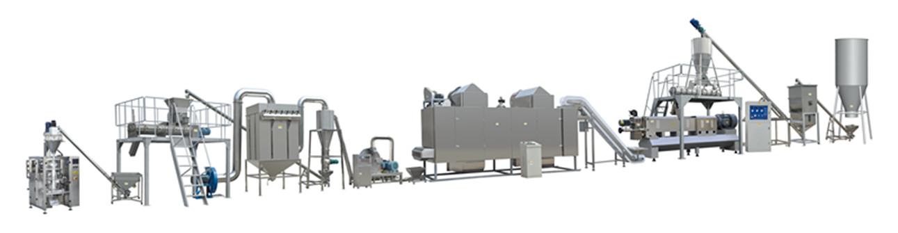 Nutrition Powder/Baby Rice Powder Production Line