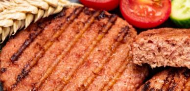 New healthy food -Textured wet extrudates food